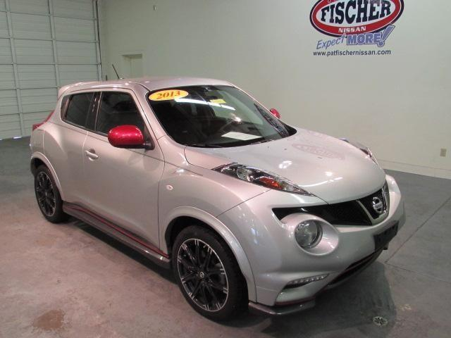 2013 Nissan JUKE NISMO NISMO 4dr Crossover