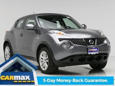 2013 Nissan JUKE S AWD S 4dr Crossover