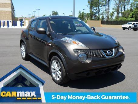 2013 Nissan JUKE S S 4dr Crossover