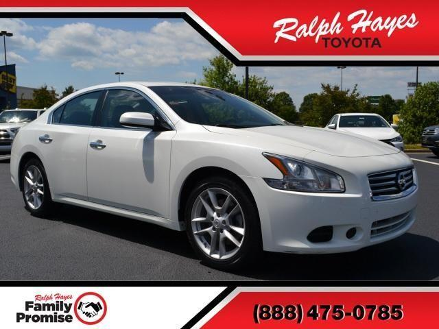 2013 nissan maxima 4d sedan 3 5 s for sale in anderson south carolina classified. Black Bedroom Furniture Sets. Home Design Ideas