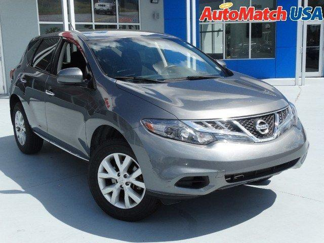2013 nissan murano le 4dr suv for sale in fort myers. Black Bedroom Furniture Sets. Home Design Ideas