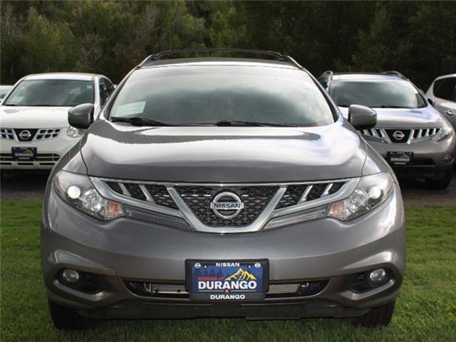 2013 nissan murano le awd le 4dr suv for sale in durango. Black Bedroom Furniture Sets. Home Design Ideas