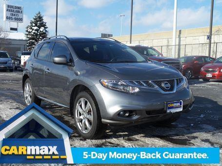 2013 nissan murano le awd le 4dr suv for sale in bloomington illinois classified. Black Bedroom Furniture Sets. Home Design Ideas
