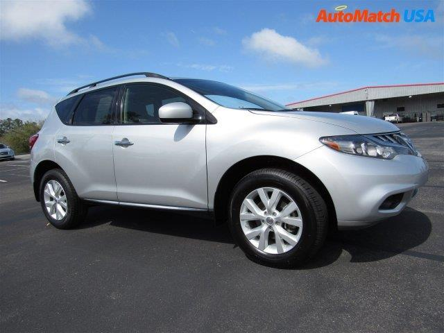 2013 nissan murano le le 4dr suv for sale in jacksonville. Black Bedroom Furniture Sets. Home Design Ideas