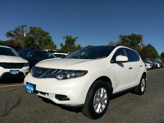 2013 Nissan Murano S AWD S 4dr SUV