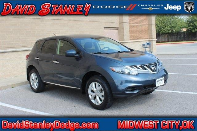 2013 nissan murano s s 4dr suv for sale in oklahoma city oklahoma classified. Black Bedroom Furniture Sets. Home Design Ideas