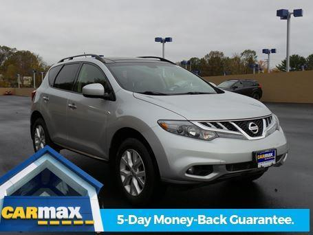 2013 nissan murano sl awd sl 4dr suv for sale in new haven connecticut classified. Black Bedroom Furniture Sets. Home Design Ideas