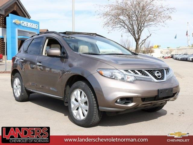 2013 nissan murano sl awd sl 4dr suv for sale in norman oklahoma classified. Black Bedroom Furniture Sets. Home Design Ideas