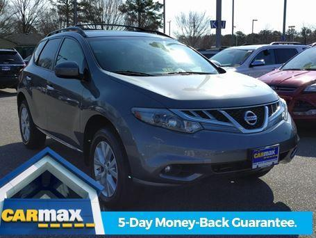 2013 nissan murano sv awd sv 4dr suv for sale in virginia beach