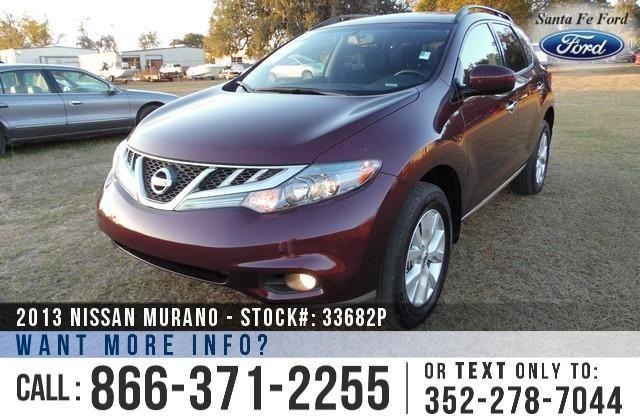 2013 Nissan Murano SV - Financing Available!