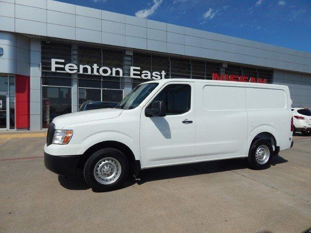 2013 nissan nv 1500 s 3dr cargo van for sale in oklahoma city oklahoma classified. Black Bedroom Furniture Sets. Home Design Ideas