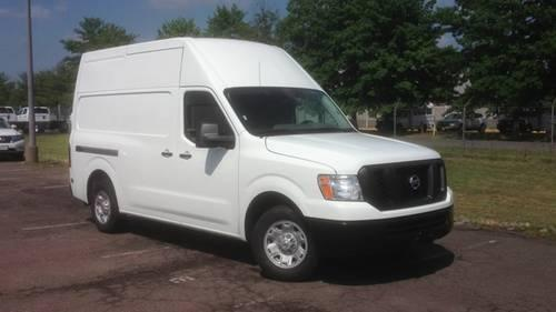 2013 nissan nv cargo nv2500 hd cargo van s for sale in fredericksburg virginia classified. Black Bedroom Furniture Sets. Home Design Ideas