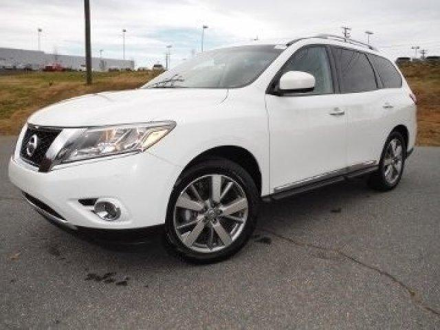 2013 nissan pathfinder platinum hickory nc for sale in - 2013 nissan pathfinder interior colors ...