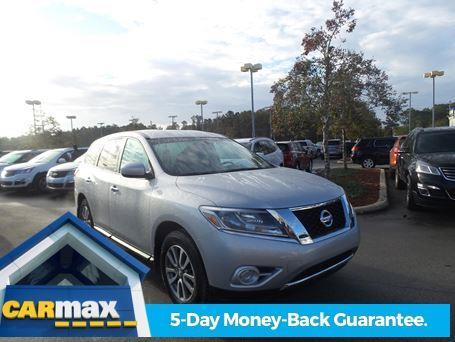 Used 2013 Nissan Pathfinder For Sale Carmax