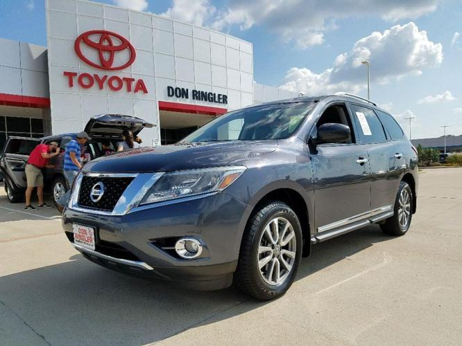 2013 nissan pathfinder s s 4dr suv for sale in temple texas classified. Black Bedroom Furniture Sets. Home Design Ideas