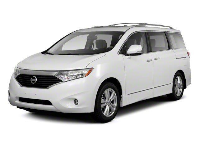 2013 Nissan Quest 3.5 S 3.5 S 4dr Mini-Van