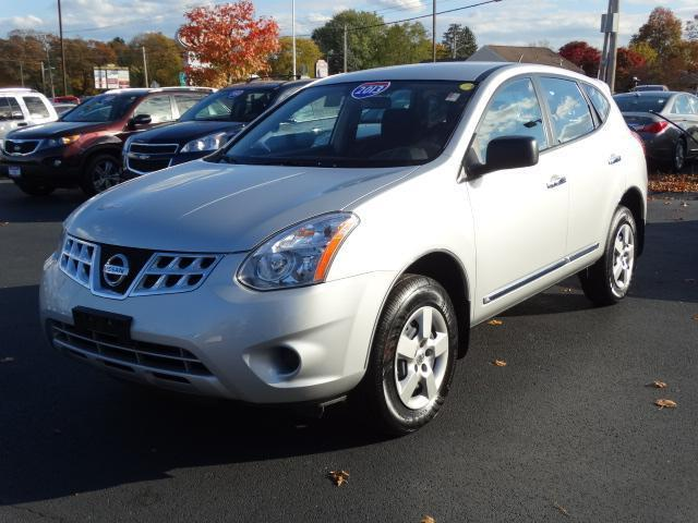 2013 nissan rogue awd s 4dr crossover for sale in swansea massachusetts classified. Black Bedroom Furniture Sets. Home Design Ideas