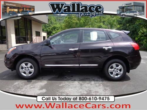 All American Auto Sales Kingsport Tn: 2013 Nissan Rogue Crossover AWD S For Sale In Bloomingdale