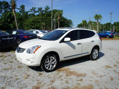 2013 nissan rogue crossover sv w sl package for sale in brunswick georgia classified. Black Bedroom Furniture Sets. Home Design Ideas