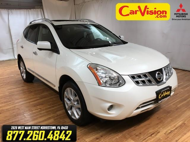 2013 Nissan Rogue S AWD S 4dr Crossover