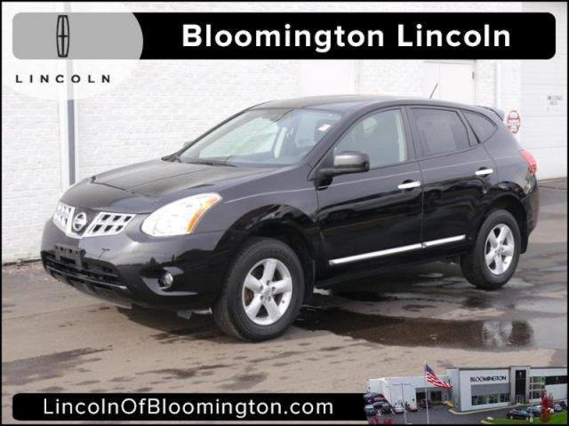 2013 nissan rogue s awd s 4dr crossover for sale in minneapolis minnesota classified. Black Bedroom Furniture Sets. Home Design Ideas
