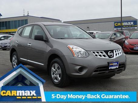 Brakes Plus Omaha Ne >> 2013 Nissan Rogue S AWD S 4dr Crossover for Sale in Omaha, Nebraska Classified | AmericanListed.com