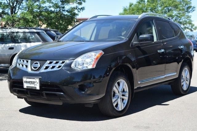 2013 nissan rogue s awd s 4dr crossover for sale in longmont colorado classified. Black Bedroom Furniture Sets. Home Design Ideas