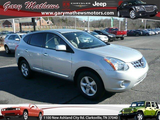 All American Auto Sales Kingsport Tn: 2013 Nissan Rogue S Clarksville, TN For Sale In
