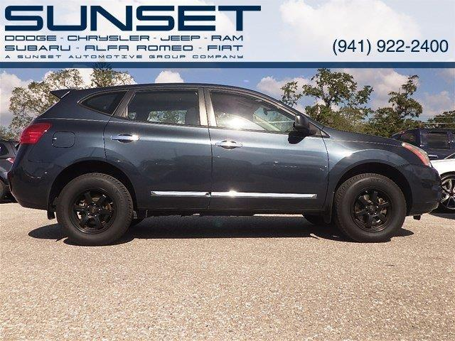 2013 Nissan Rogue S S 4dr Crossover