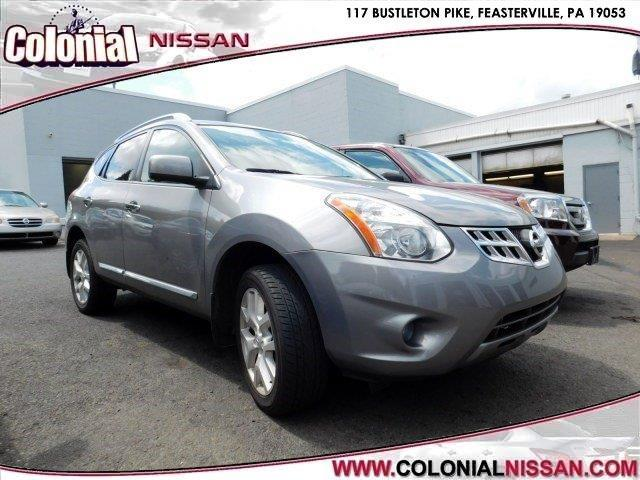 2013 Nissan Rogue Sv Awd Sv 4dr Crossover For Sale In