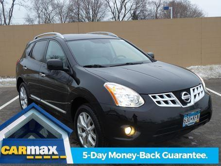 2013 Nissan Rogue SV AWD SV 4dr Crossover