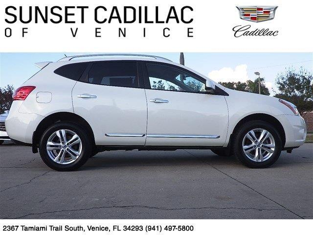 2013 Nissan Rogue SV SV 4dr Crossover