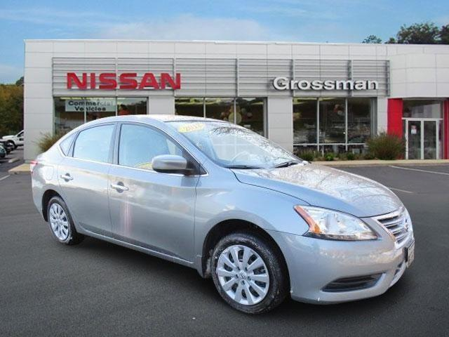 2013 nissan sentra 4dr car sv for sale in fenwick connecticut classified. Black Bedroom Furniture Sets. Home Design Ideas