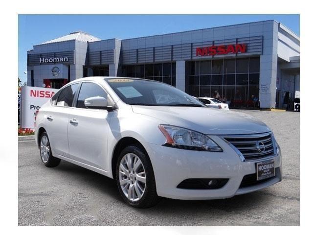 2013 Nissan Sentra Sedan 4dr Sdn I4 Cvt Sl For Sale In