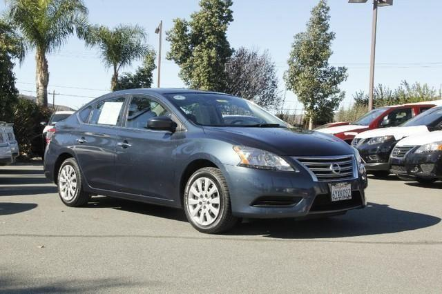 2013 nissan sentra sedan 4dr sdn i4 cvt sv for sale in hemet california classified. Black Bedroom Furniture Sets. Home Design Ideas