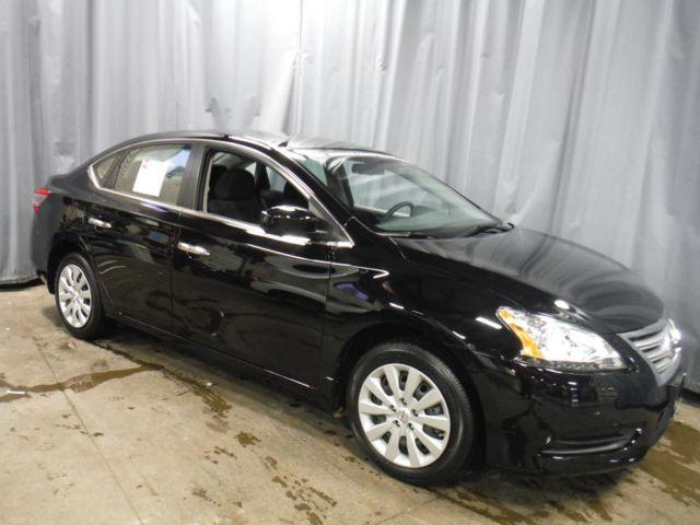 2013 nissan sentra sedan sv for sale in crystal lake illinois classified. Black Bedroom Furniture Sets. Home Design Ideas