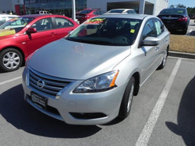 2013 nissan sentra sv sv 4dr sedan for sale in moncks corner south carolina classified. Black Bedroom Furniture Sets. Home Design Ideas