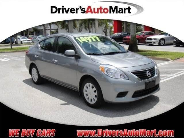 2013 nissan versa 1 6 sv for sale in cooper city florida classified. Black Bedroom Furniture Sets. Home Design Ideas