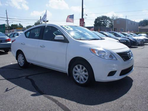 2013 nissan versa 4 dr sedan 1 6 sv for sale in edison new jersey classified. Black Bedroom Furniture Sets. Home Design Ideas