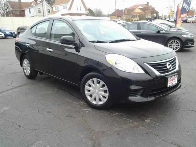 2013 nissan versa 4d sedan sv for sale in cincinnati ohio classified. Black Bedroom Furniture Sets. Home Design Ideas