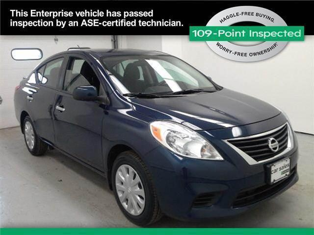 2013 nissan versa 4dr sdn cvt 1 6 sv for sale in lionshead lake new jersey classified. Black Bedroom Furniture Sets. Home Design Ideas