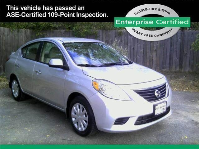 2013 nissan versa 4dr sdn cvt 1 6 sv for sale in live oak texas classified. Black Bedroom Furniture Sets. Home Design Ideas