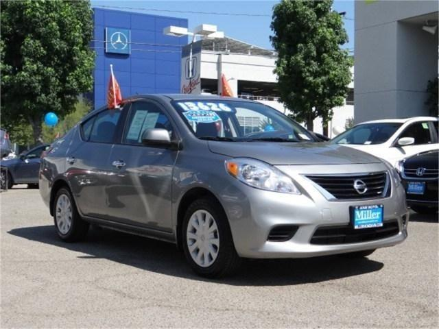 2013 nissan versa sedan 4dr sdn cvt 1 6 sv for sale in van nuys california classified. Black Bedroom Furniture Sets. Home Design Ideas