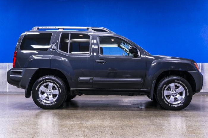 2013 nissan xterra 4x4 pro 4x 4dr suv 6m for sale in edgewood washington classified. Black Bedroom Furniture Sets. Home Design Ideas