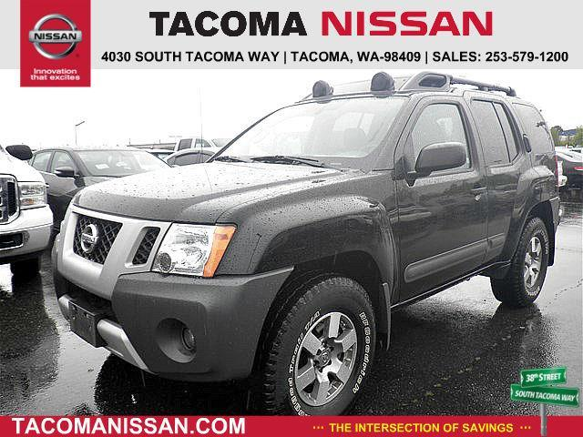 2013 nissan xterra pro 4x 4x4 pro 4x 4dr suv 6m for sale in tacoma washington classified. Black Bedroom Furniture Sets. Home Design Ideas