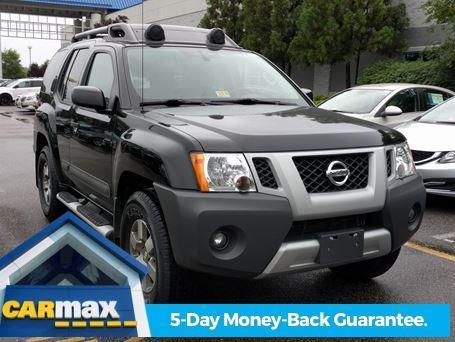 2013 nissan xterra pro 4x 4x4 pro 4x 4dr suv 6m for sale in virginia beach virginia classified. Black Bedroom Furniture Sets. Home Design Ideas
