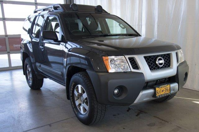 2013 nissan xterra s 4x4 s 4dr suv 6m for sale in anchorage alaska classified. Black Bedroom Furniture Sets. Home Design Ideas