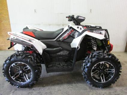 2013 polaris scrambler xp 850 h o 4x4 super nice quad low miles with extras for sale in. Black Bedroom Furniture Sets. Home Design Ideas