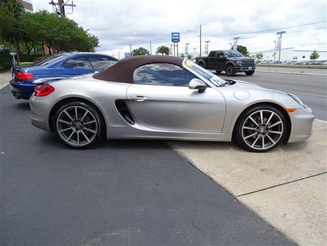 2013 porsche boxster base 2dr convertible for sale in san antonio texas classified. Black Bedroom Furniture Sets. Home Design Ideas