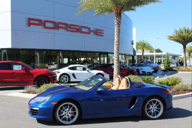 2013 porsche boxster s s 2dr convertible for sale in ocala florida classified. Black Bedroom Furniture Sets. Home Design Ideas